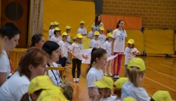 Maslačak na Olimpijskom festivalu, 23.05.2015.