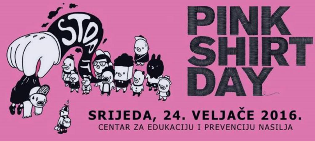 Dan ružičastih majica (Pink Shirt Day)