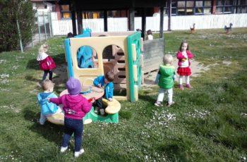 Proljetne aktivnosti i jedan dan u vrtiću
