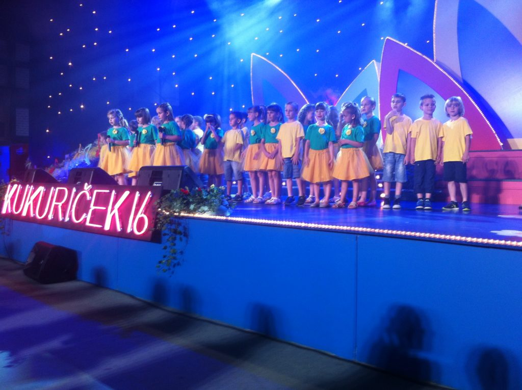 """Međunarodni dječji festival """"Kukuriček"""" 2016."""