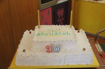 30. rođendan Vrtića Maslačak