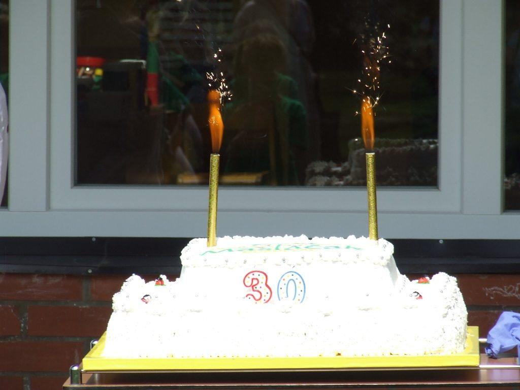 Proslava 30. rođendana vrtića