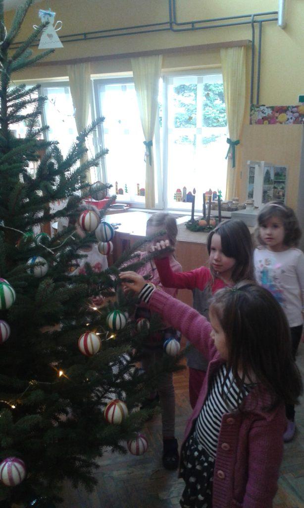 Božićno vrijeme u Patkicama