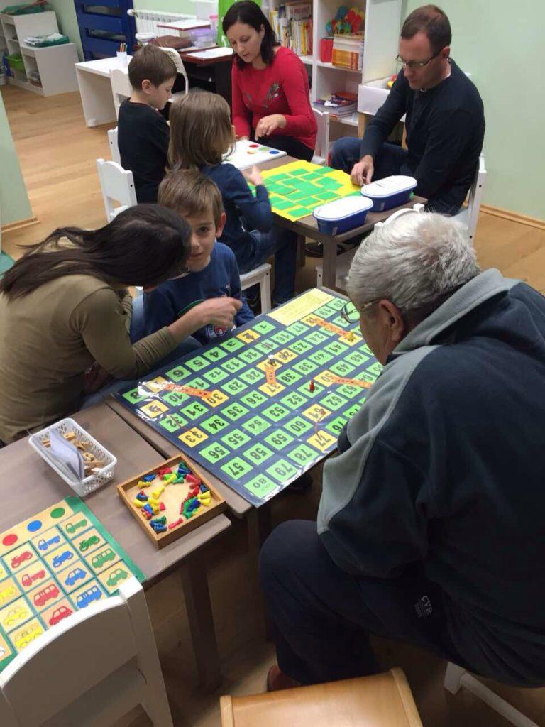 Polaznici Male škole obilježili Večer matematike 2016