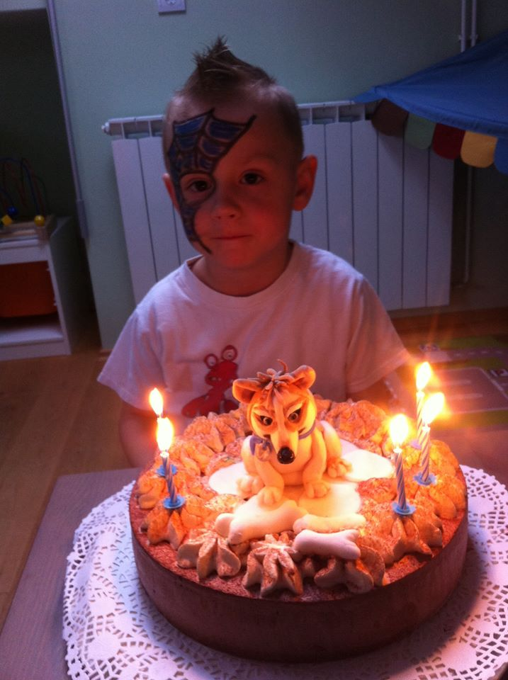 Ivane, sretan ti 5. rođendan