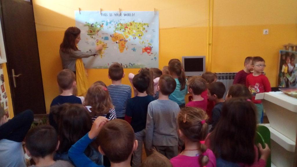 Balončići obilježili Međunarodni dan borbe protiv rasizma