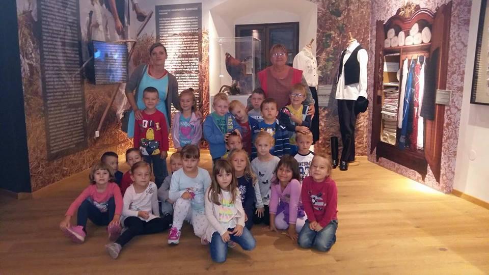 Cvjetići posjetili Interpretacijski centar u Muzeju grada Đurđevca