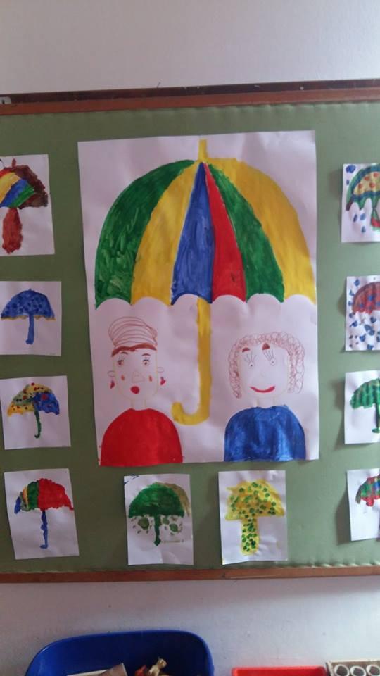 Kišobran za dvoje – Cvjetići i Loptice