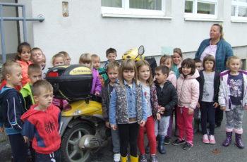 Balončići posjetili poštanski ured u Đurđevcu