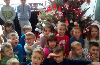Božićni ugođaj u skupini Balončići