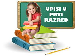 PLAN UPISA u 1. razred osnovne škole u školskoj godini 2018/2019.