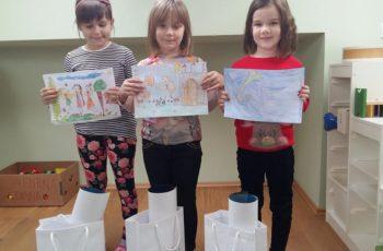 """Polaznice Male škole nagrađene na natječaju """"Usmene predaje o mitskim/nadnaravnim bićima Podravine"""""""
