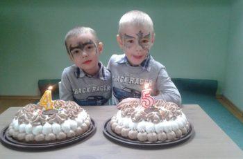 Sretan rođendan Andrej i Aleksandar