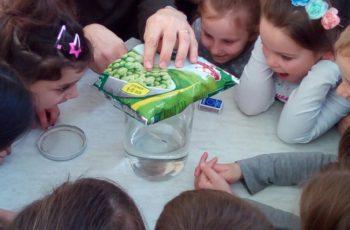 """Istraživačke aktivnosti u skupini """"Balončići"""""""