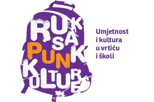 "Program Ruksak (pun) kulture u vrtiću ""Maslačak"" Đurđevac"