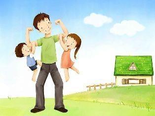 Volim te tata… jer si  MOJ tata! – Dan očeva u skupini Sovice
