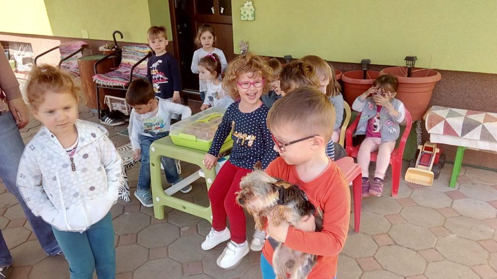 Kikići posjetili obitelj Kožar