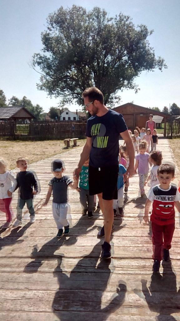 Kikići u posjeti novim stanovnicima Đurđevačke sahare