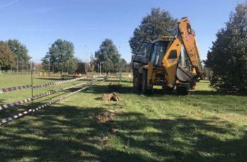 Poboljšanje materijalnih uvjeta u vrtiću: mališani dobili novu ogradu oko igrališnog prostora