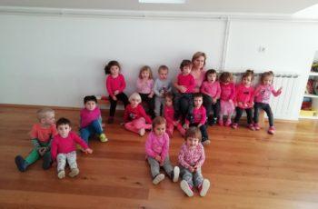 "Pink Shirt Day u ""Maslačku"""