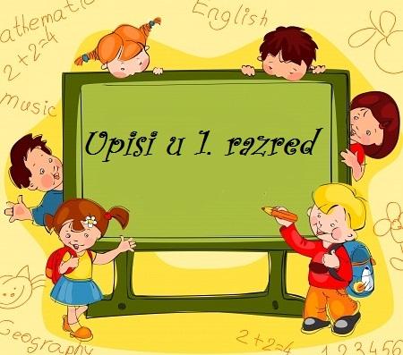 PLAN UPISA u 1. razred osnovne škole u školskoj godini 2020./2021.