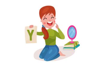 Logopedske vježbe za djecu