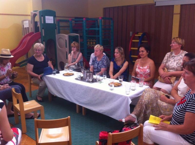 Posjeta sudionika stručnog skupa našem vrtiću
